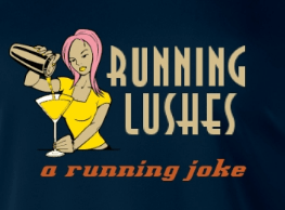 Running Lushes Custom Shirts & Apparel